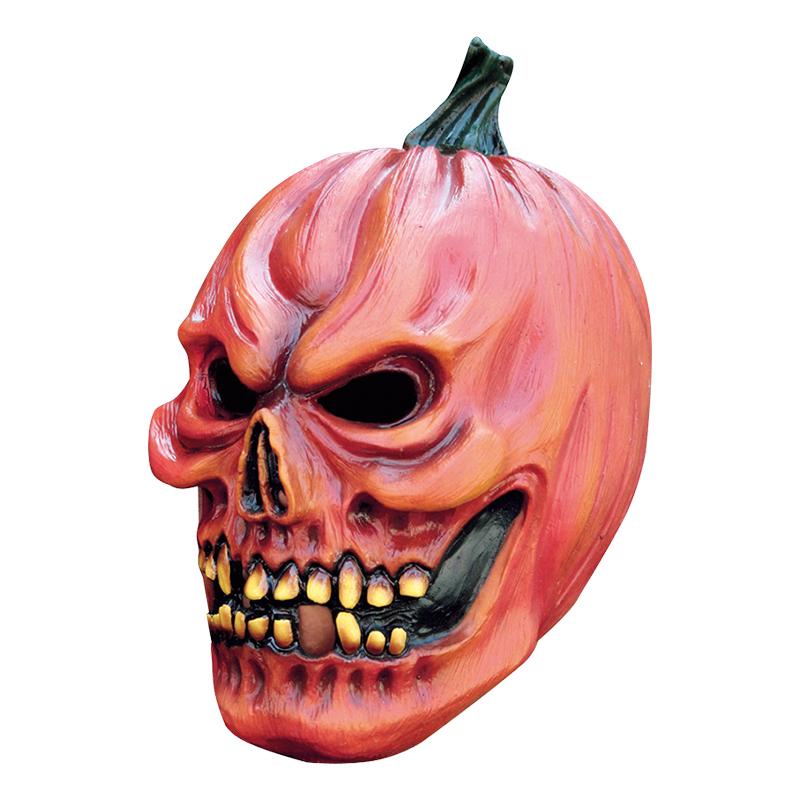 Evil Pumpkin Mask - One size