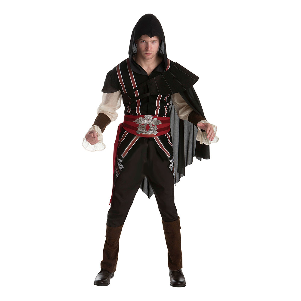 Ezio Maskeraddräkt - X-Large