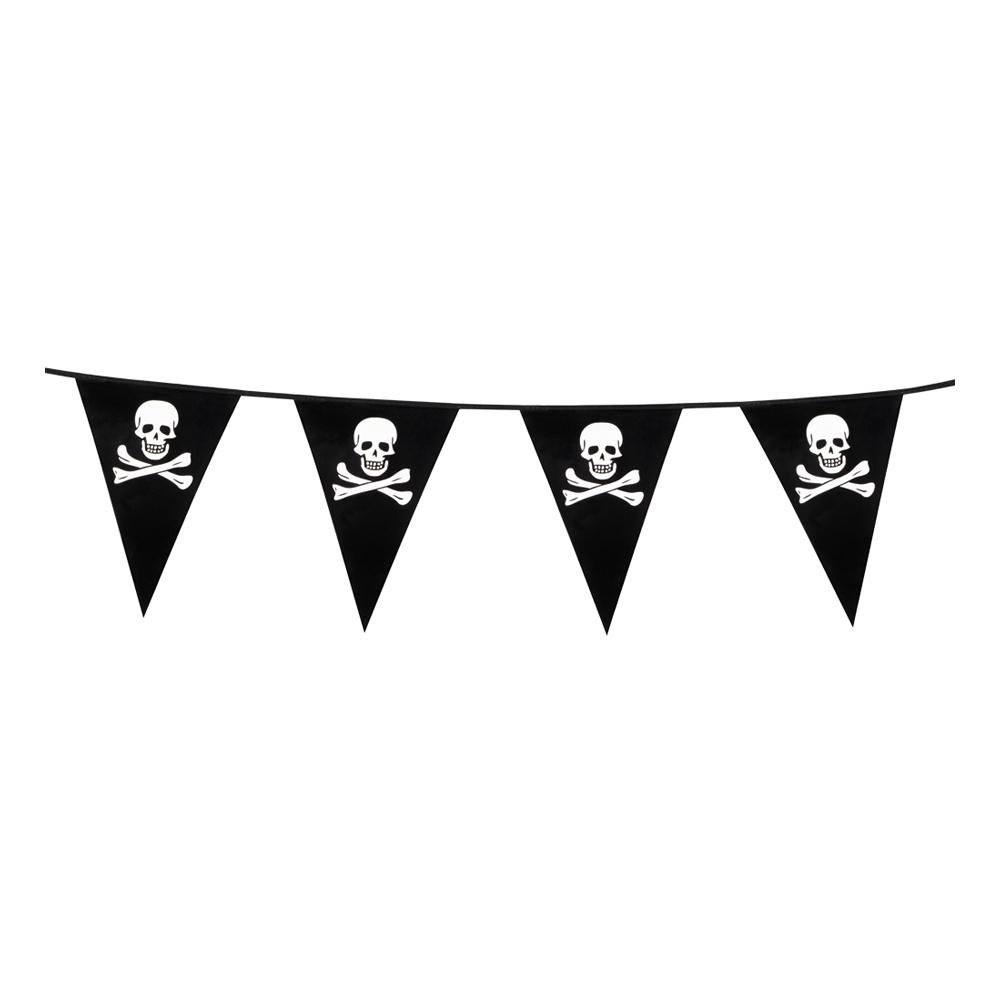 Flaggirlang Pirat