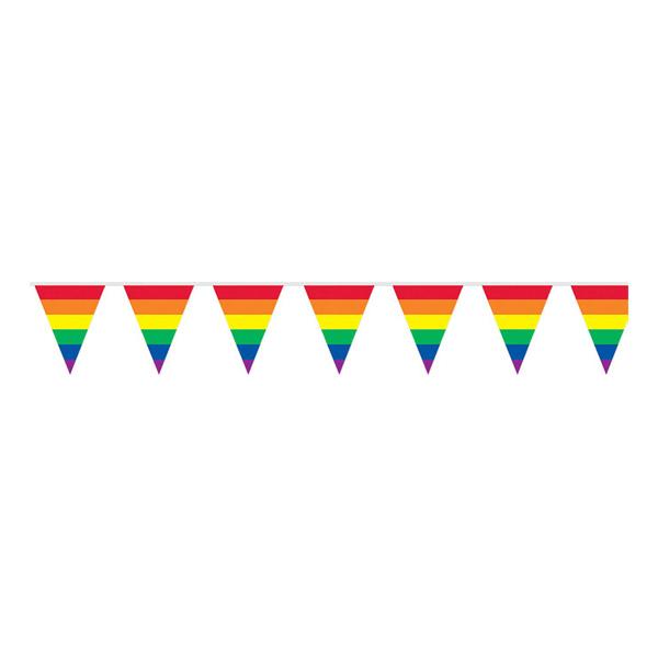 Flaggirlang Pride