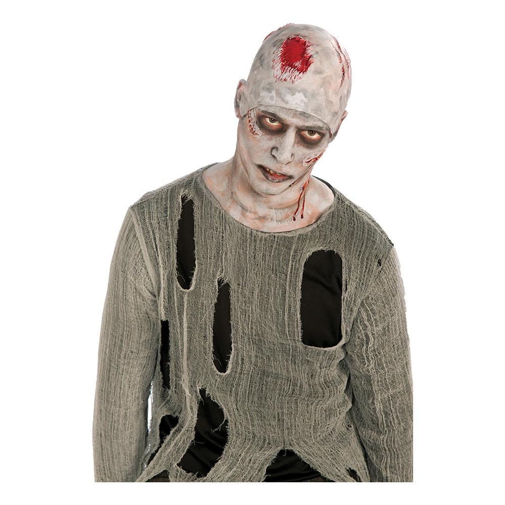 Flintmössa Zombie - One size
