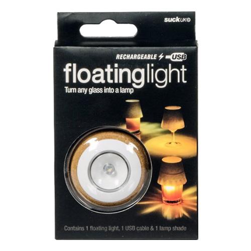 Flytande LED-lampa