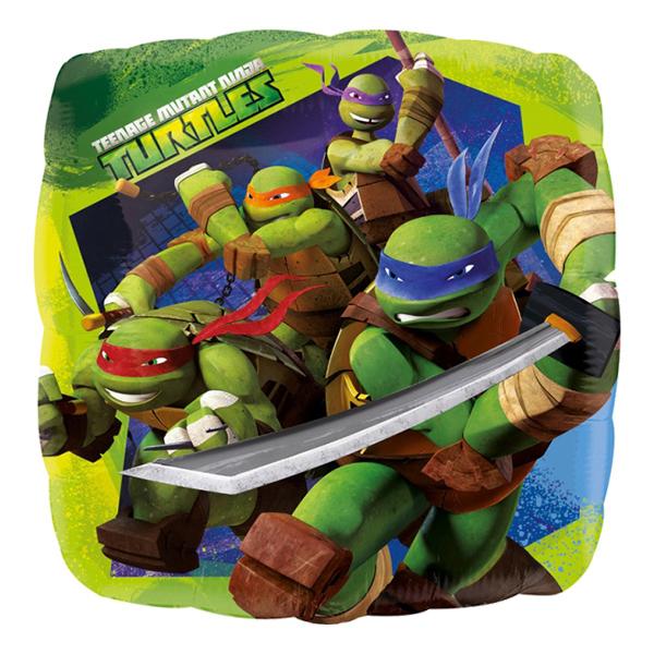 Folieballong Ninja Turtles