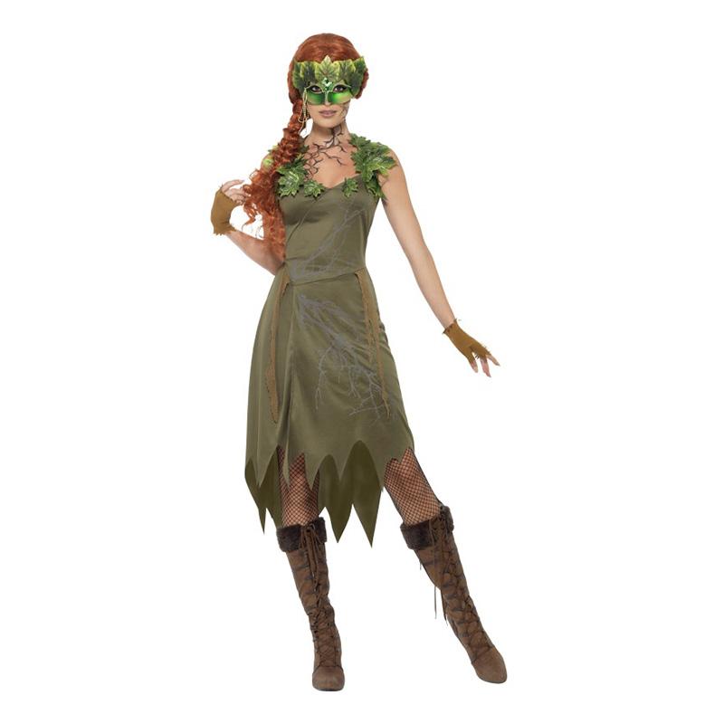Forest Nymph Maskeraddräkt - Small