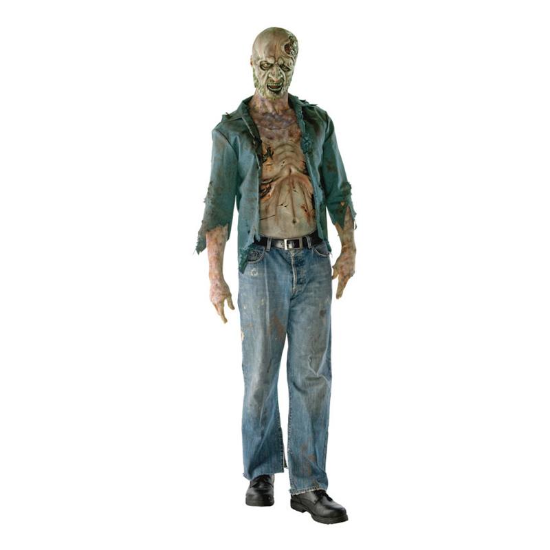 Förruttnande Zombie Maskeraddräkt - One size