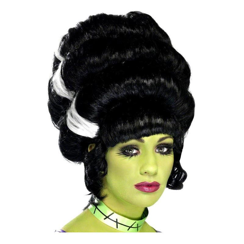 Frankensteins Brud Peruk - One size