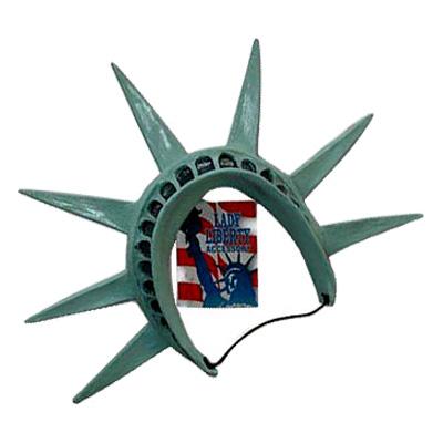 Frihetsgudinnan Pannband - One size