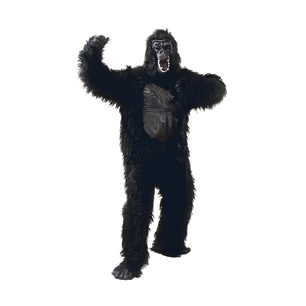 Galen Gorilla Maskeraddräkt - One size