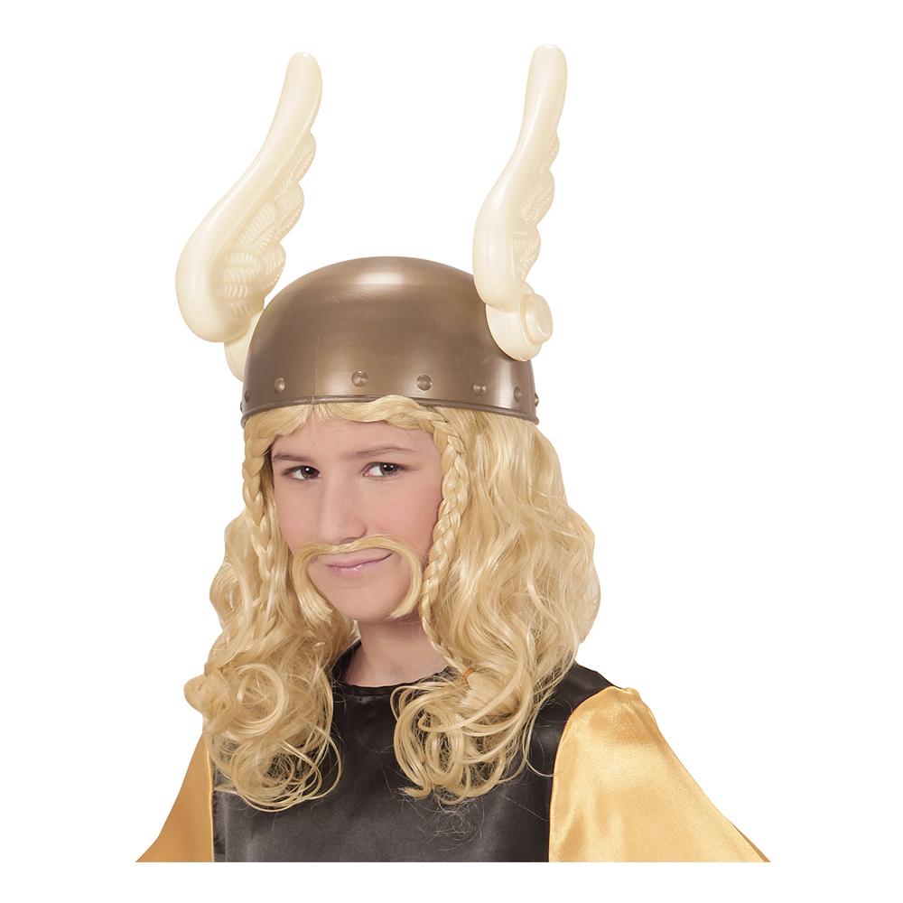 Gallisk Viking Barn Perukset