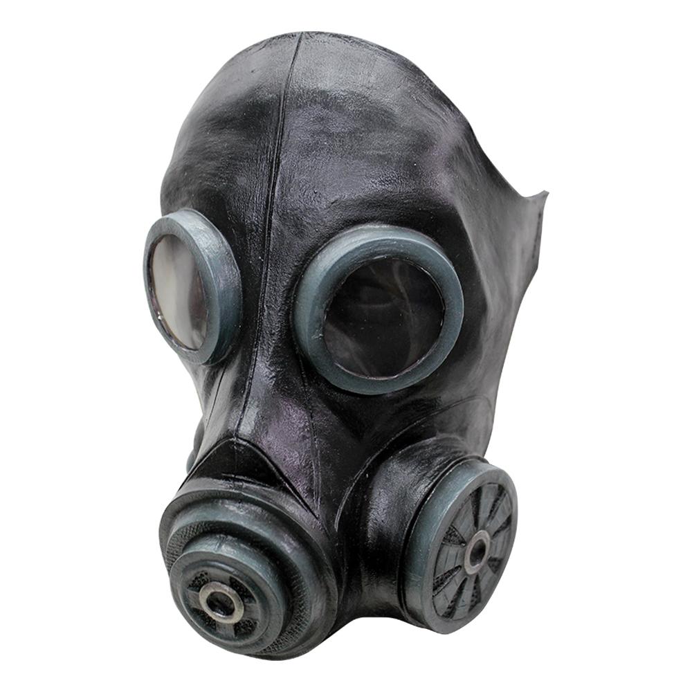 Gasmask Svart - One size