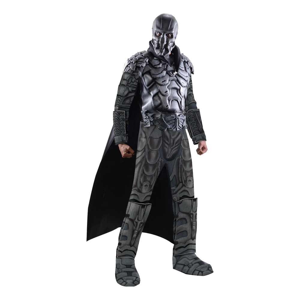 General Zod Deluxe Maskeraddräkt - Medium