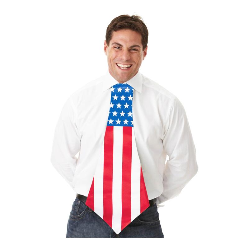 Gigantisk USA-Slips