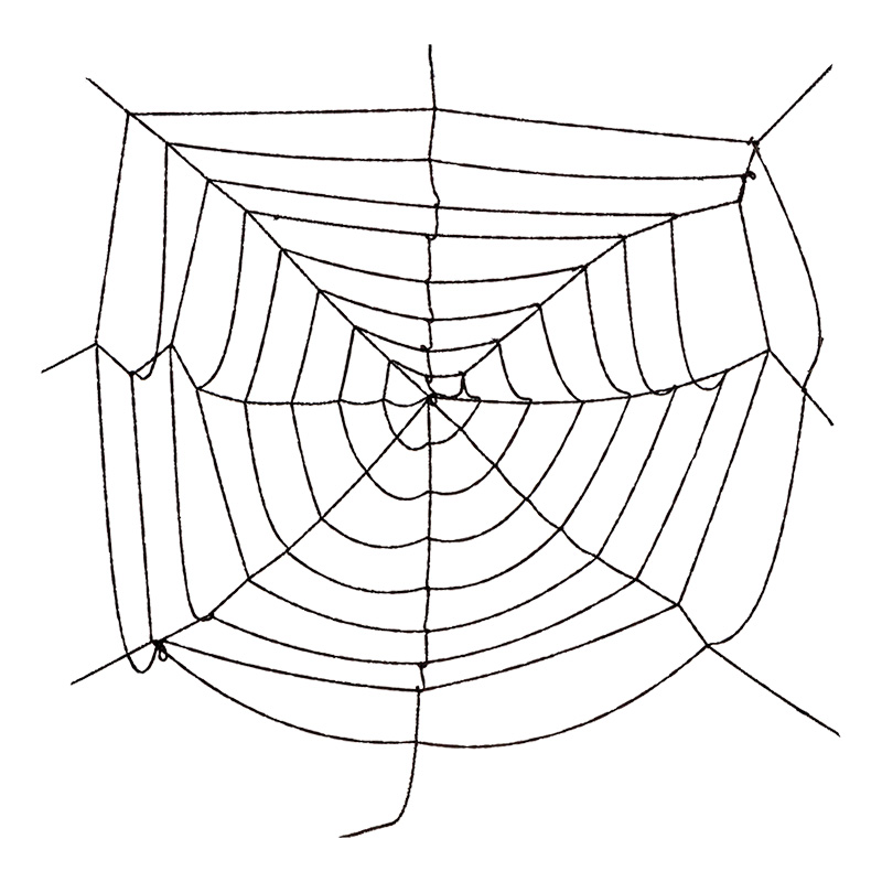 Gigantiskt Spindelnät