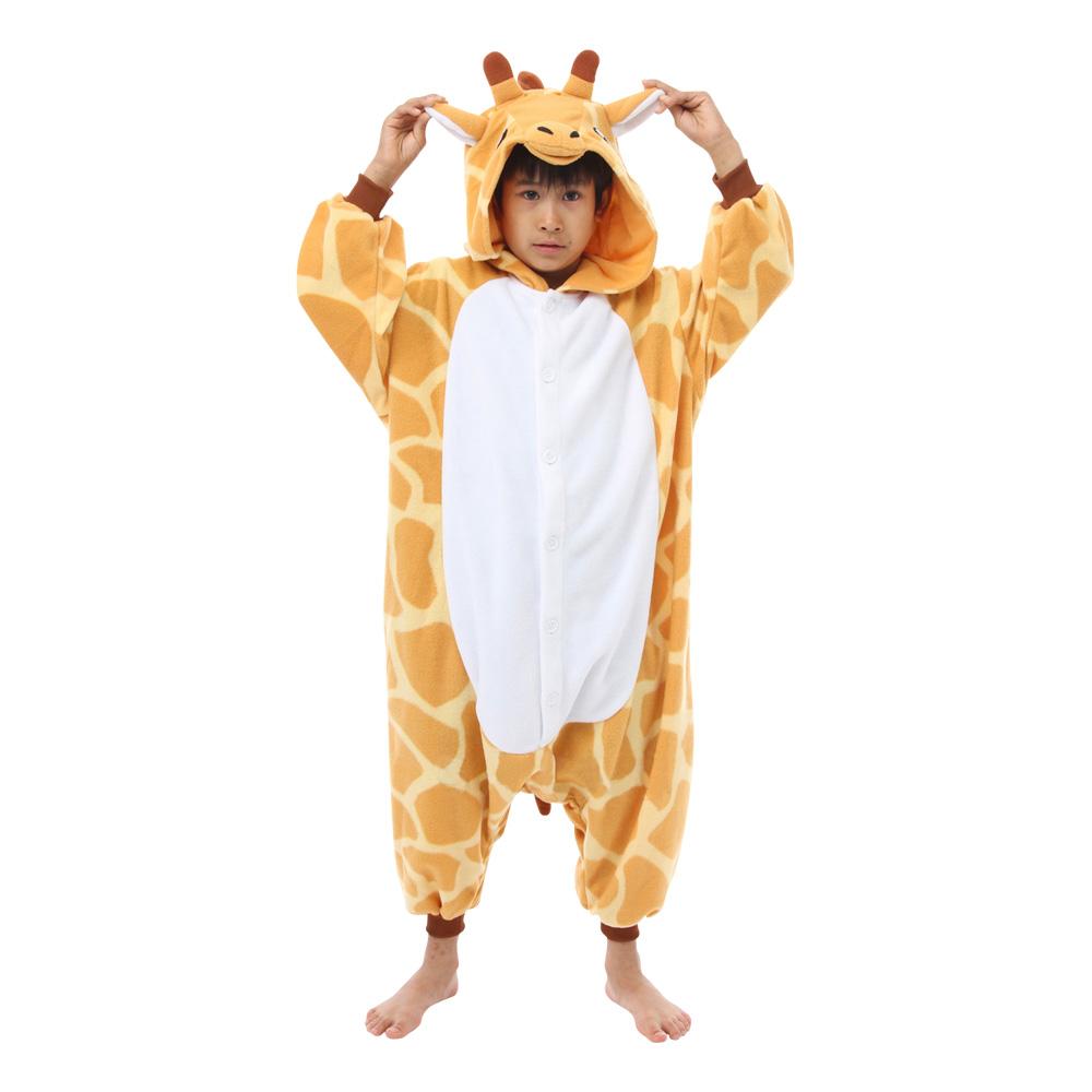 Giraff Barn Kigurumi - Medium