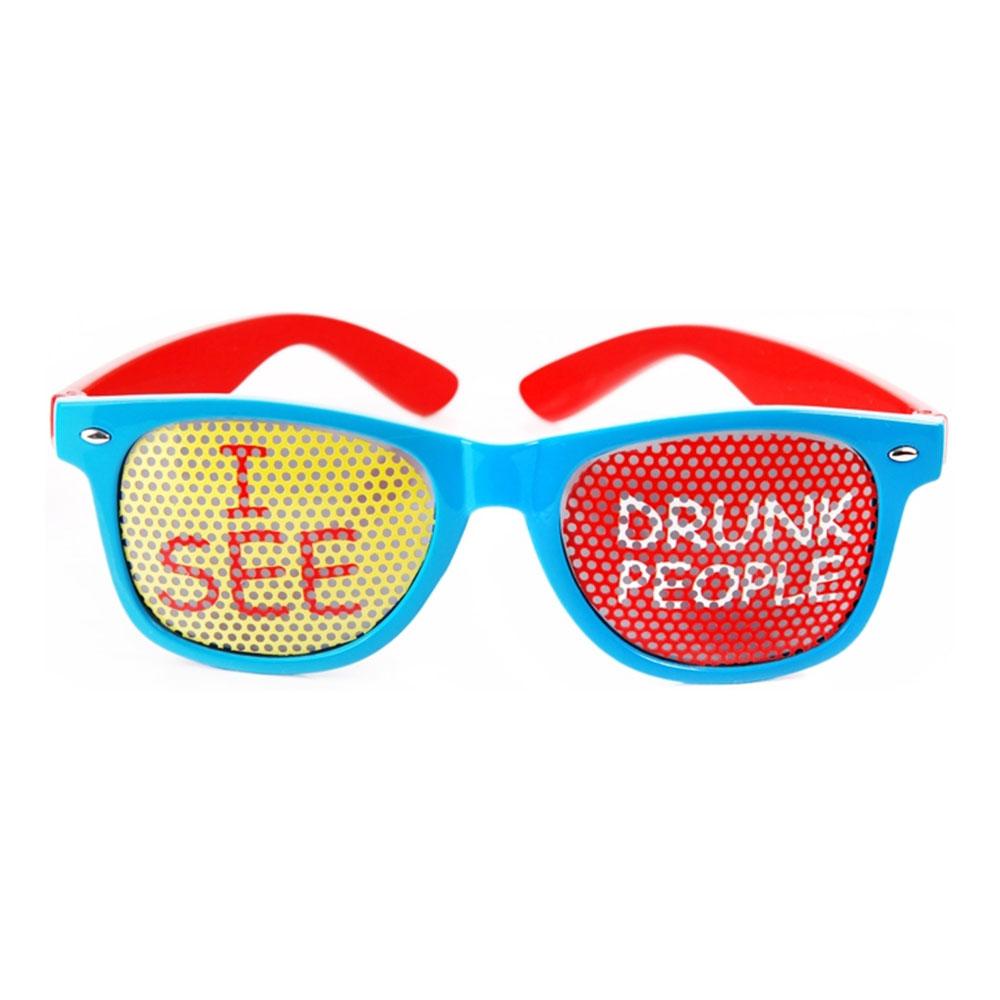 Glasögon I See Drunk People