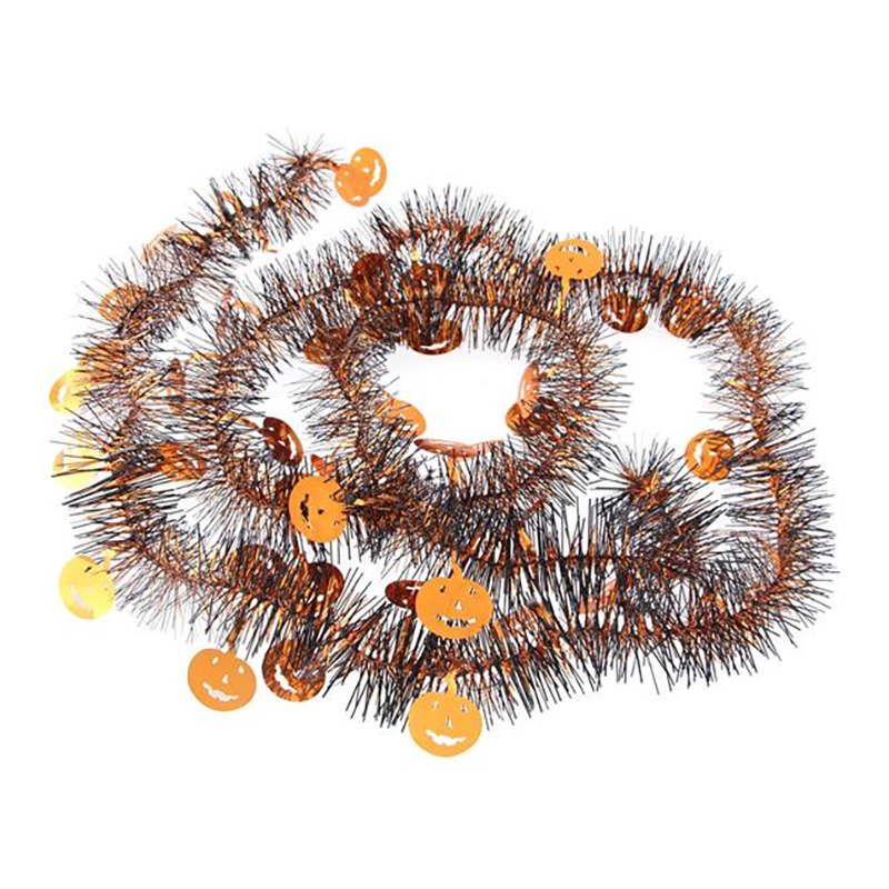 Glittergirlang Pumpor Orange