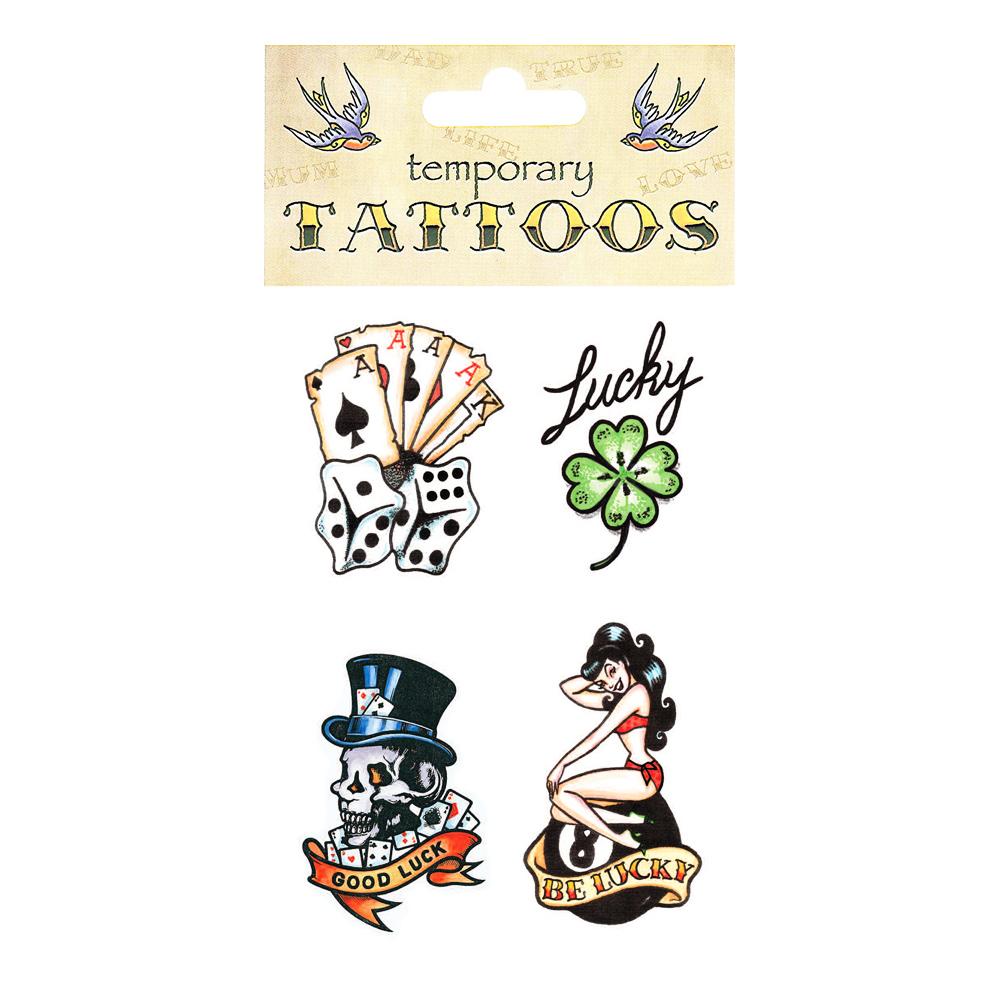 Good Luck Tatueringar