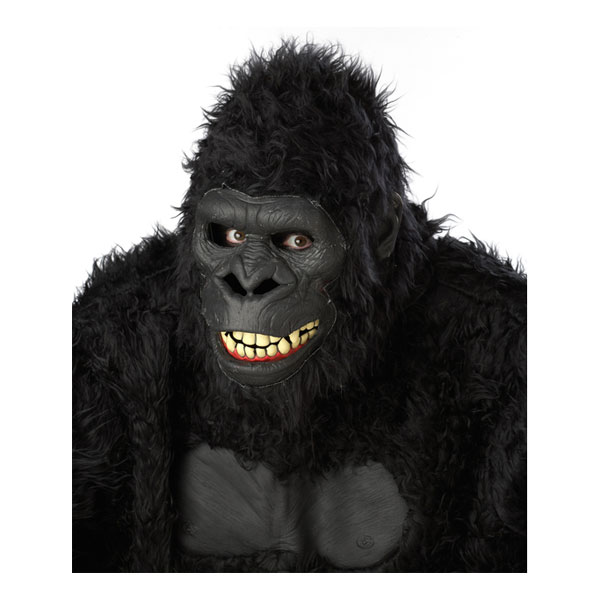 Gorilla Ani-Motion Mask - One size