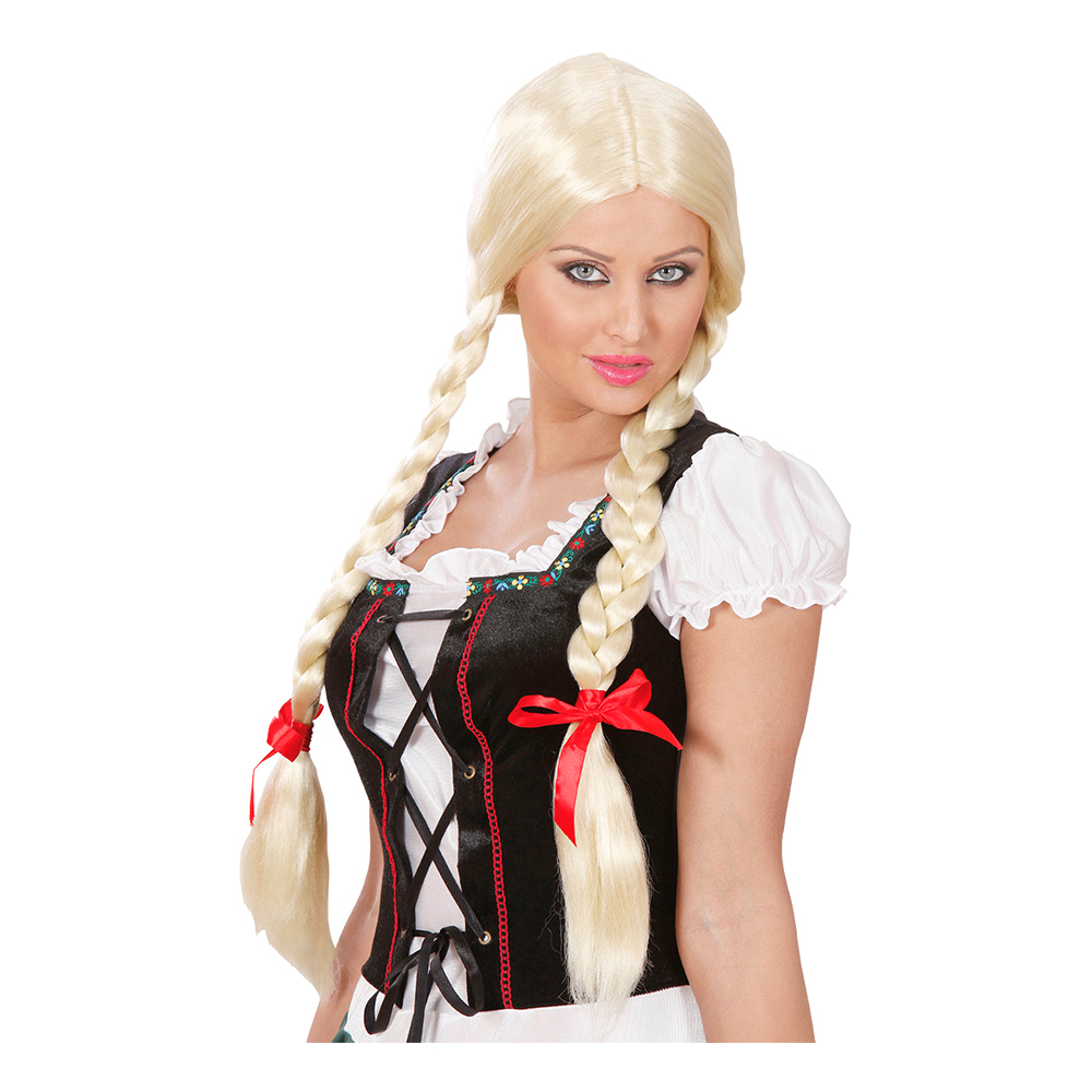 Gretel Blond Peruk - One size