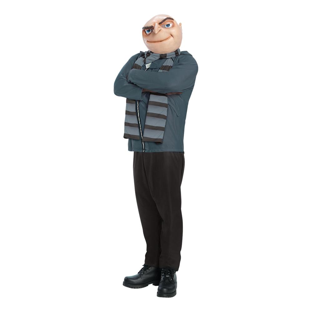 Gru Maskeraddräkt - One size