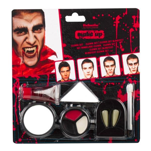 Halloween Sminkset Vampire