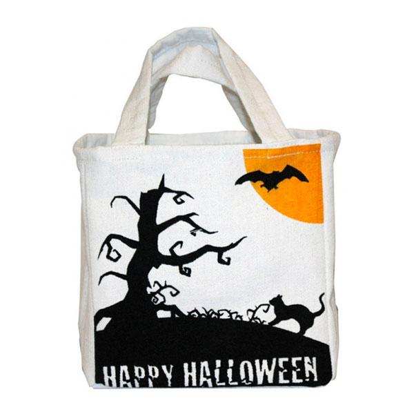Halloweenväska i Tyg