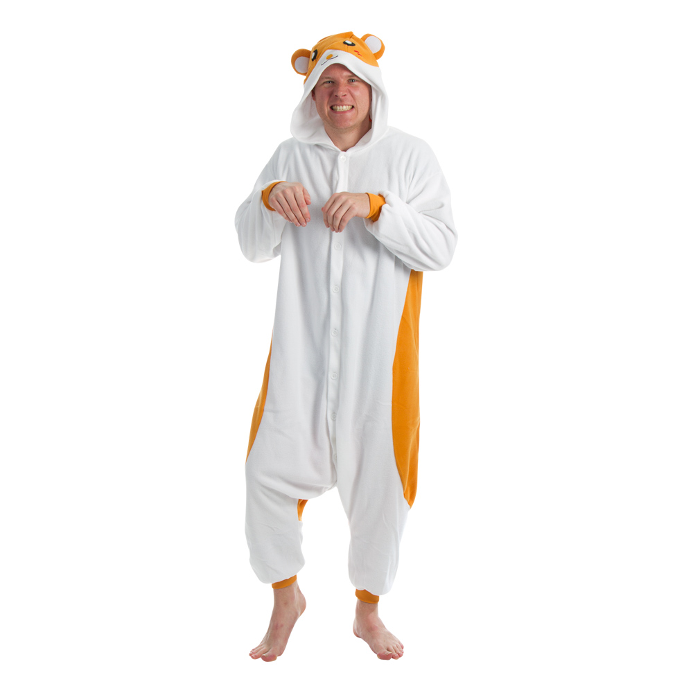 Hamster Kigurumi - Medium