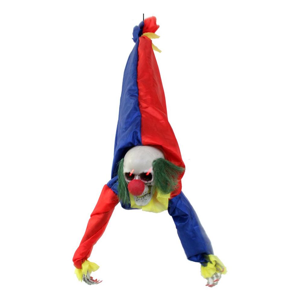 Hängande Clown Animerad Prop