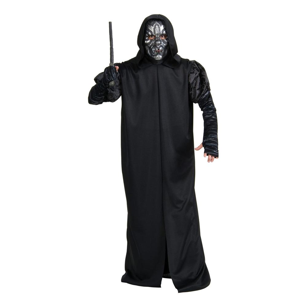 Harry Potter Dödsätare Maskeraddräkt - One size