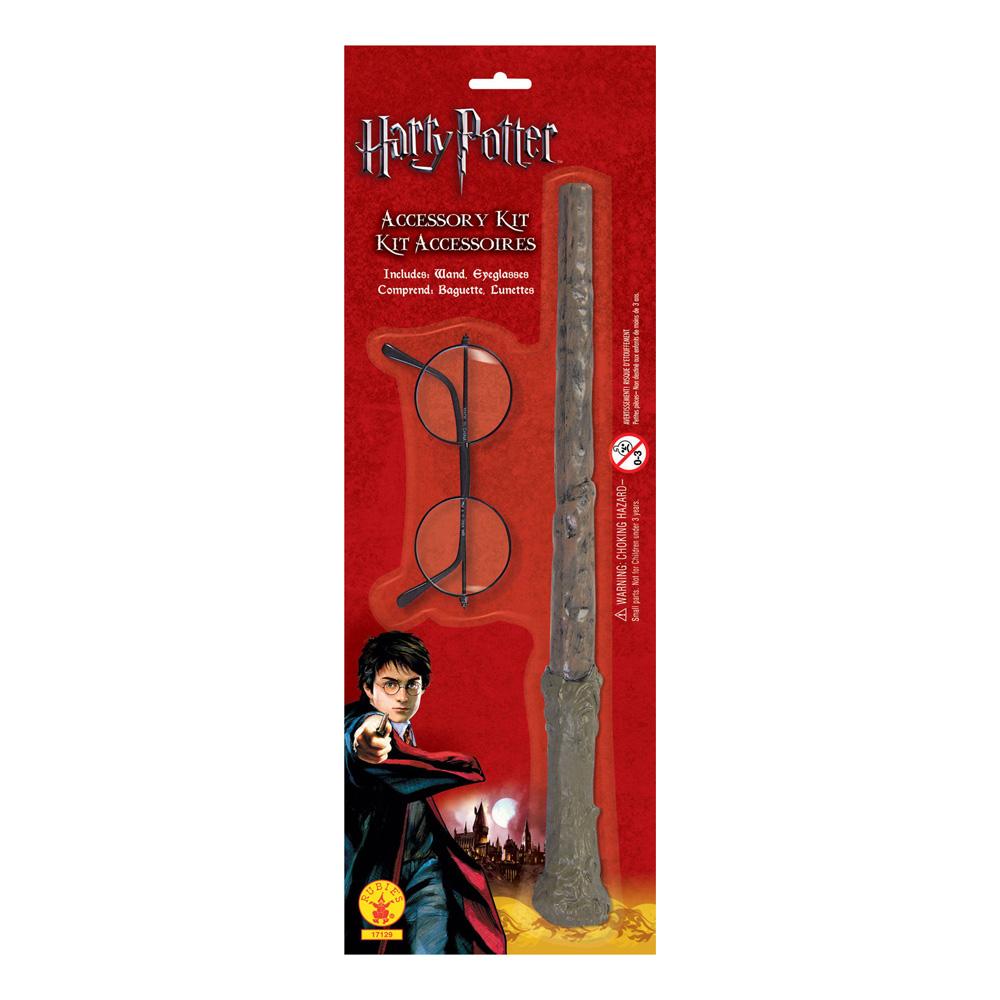 Harry Potter Tillbehörskit