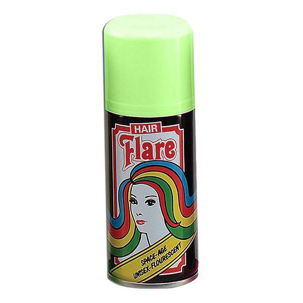 Hårspray Färg Väldoftande - Grön