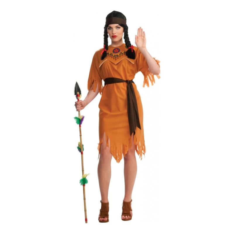 Pocahontas Budget Maskeraddräkt