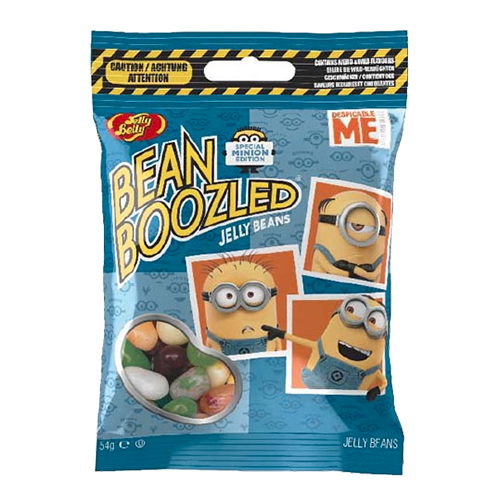 Jelly Belly BeanBoozled Minions Bag Refill