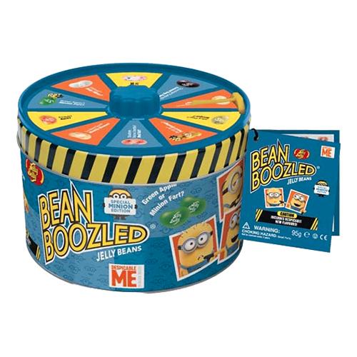 Jelly Belly BeanBoozled Spinner Tin Minion Edition