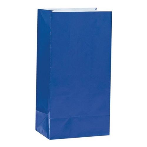 Kalaspåsar Blå - 12-pack