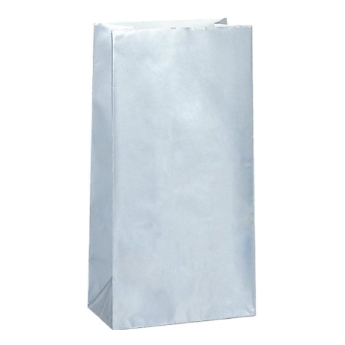 Kalaspåsar Silver - 10-pack