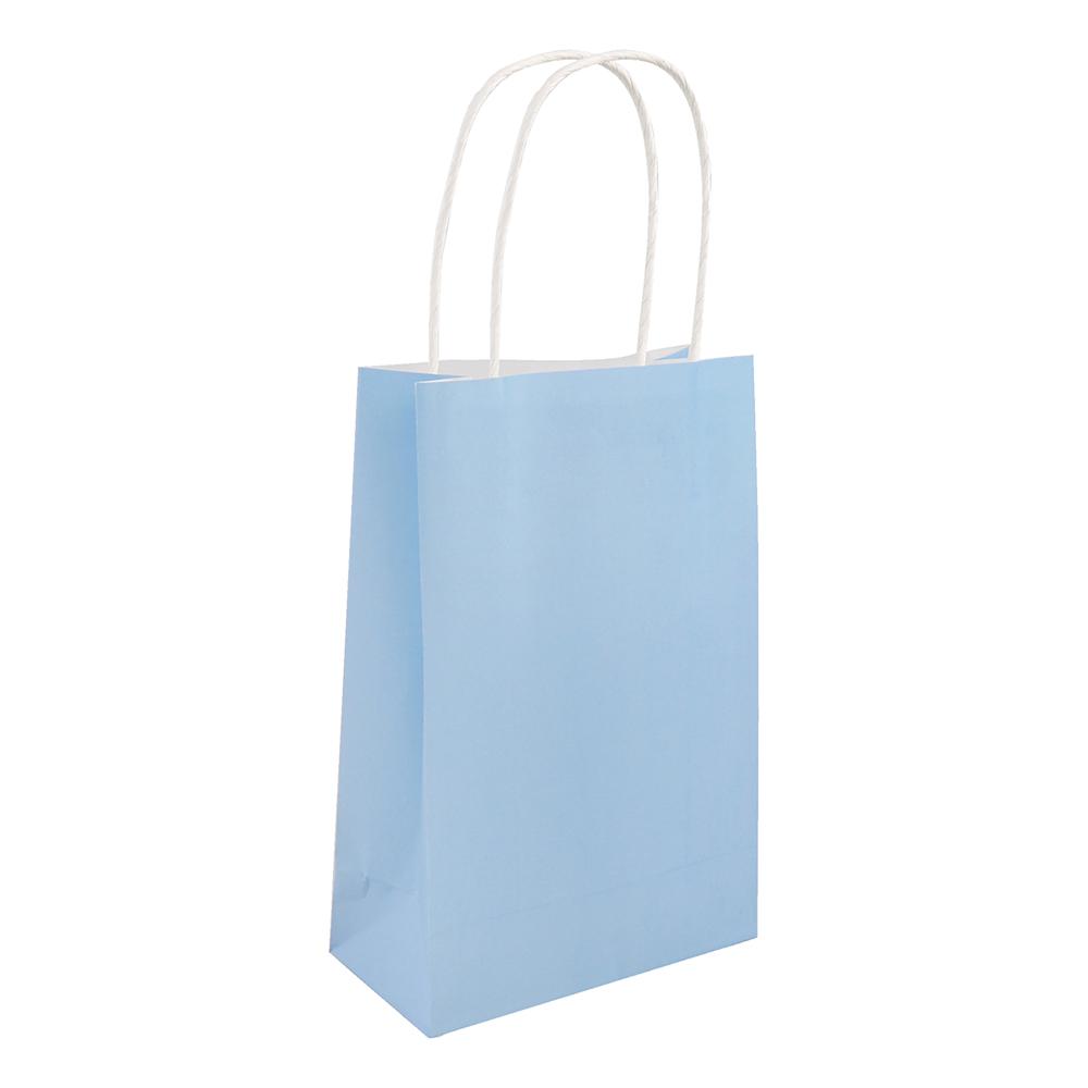 Kalaspåse Ljusblå