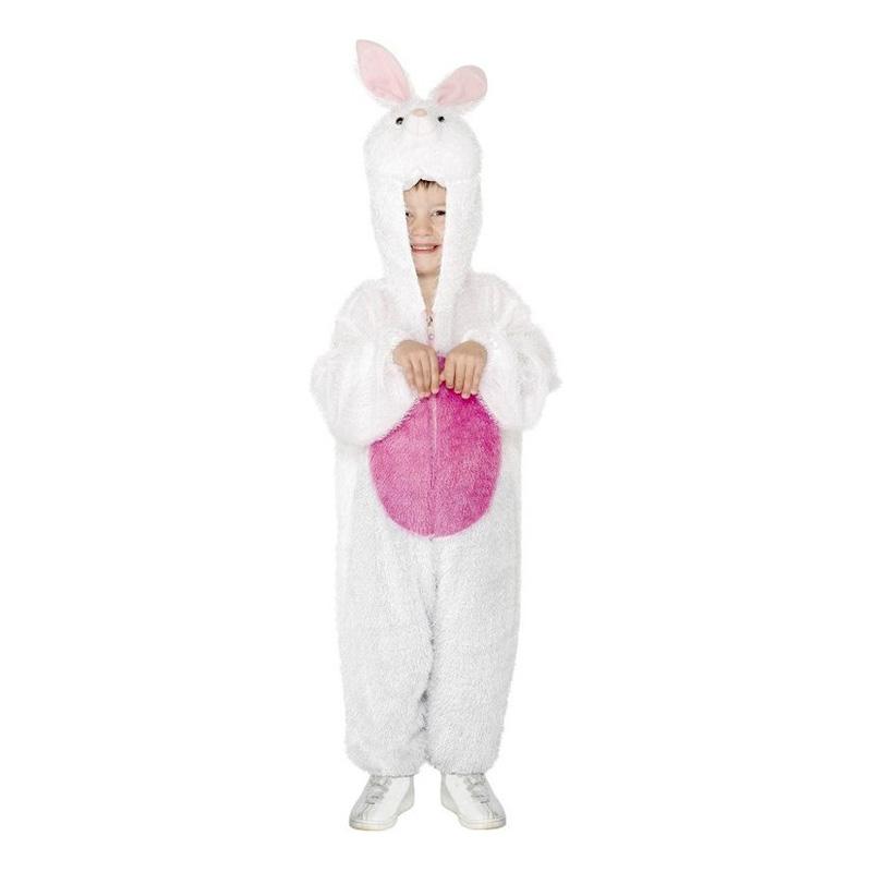 Kanin Barn Maskeraddräkt - Small