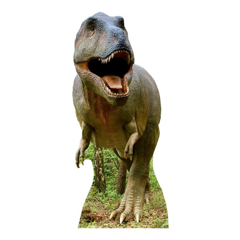 T-Rex Kartongfigur
