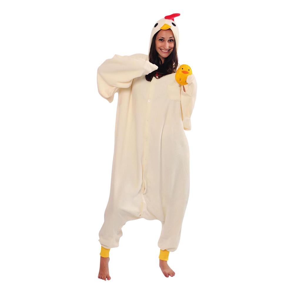 Kyckling Kigurumi - Medium Billigt  3ecc68166c72c