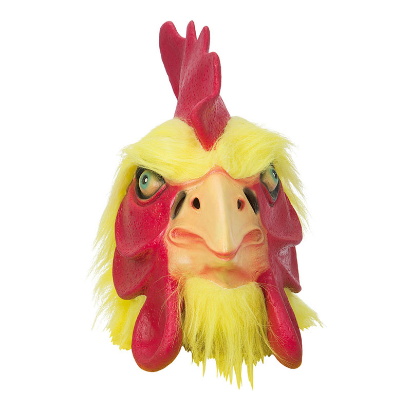 Kycklingmask - One size