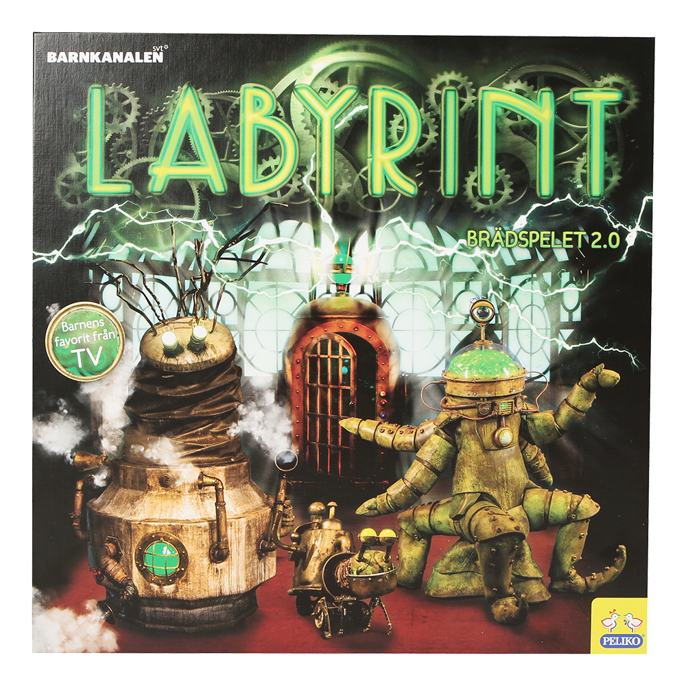 Labyrint 2.0 Spel