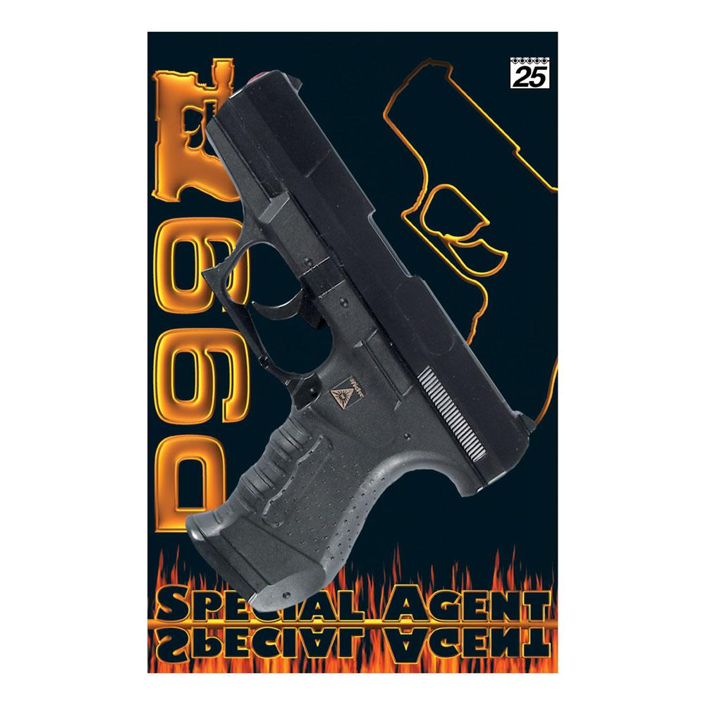 Leksakspistol Special Agent P99