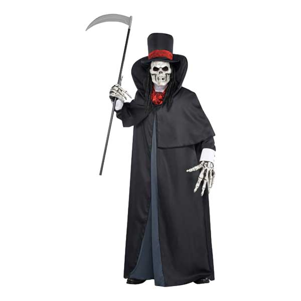 Liemannen med Kappa Maskeraddräkt - One size