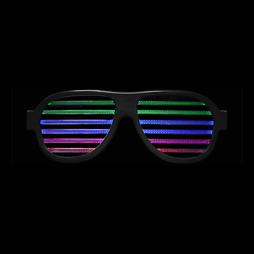 Light Up Glasögon