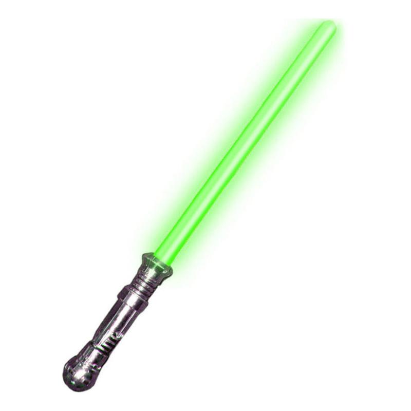 Lightsaber / Lasersvärd - Grön