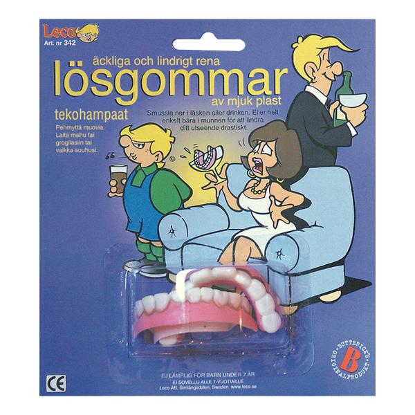 Lösgommar thumbnail