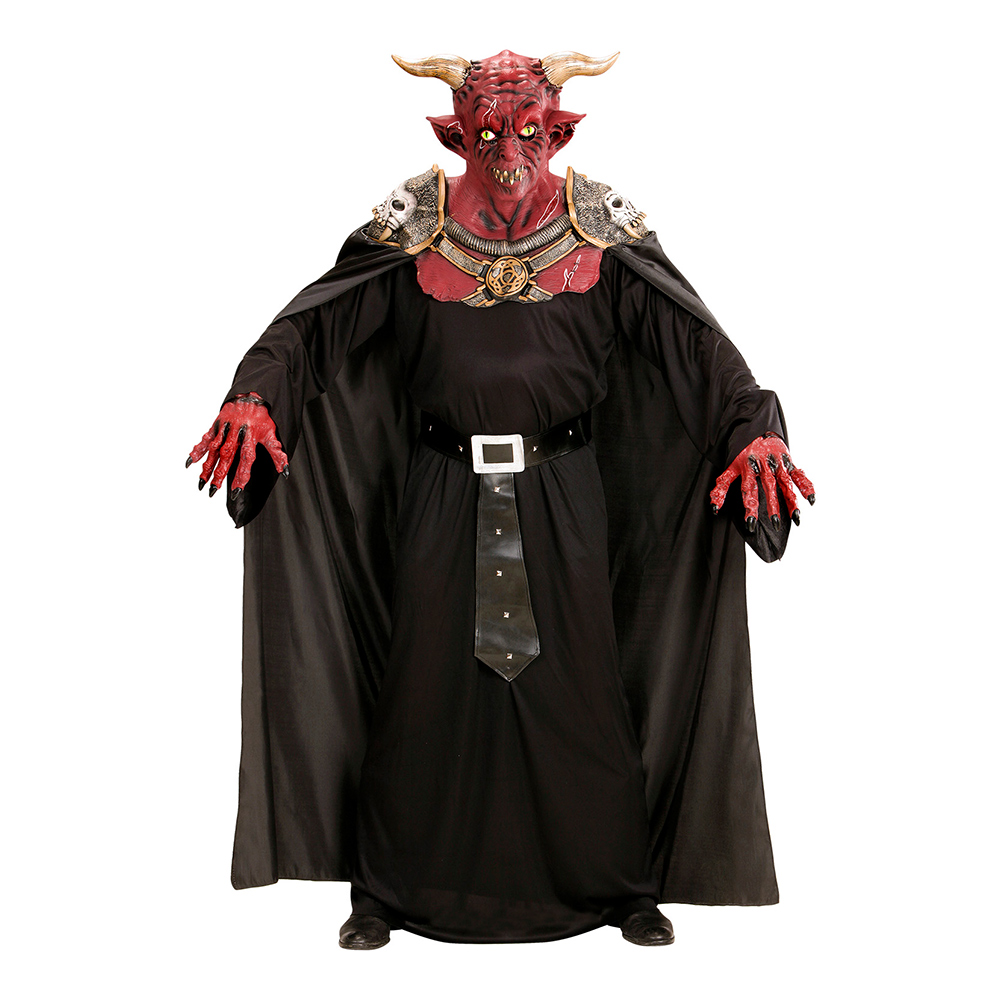 Lucifer Maskeraddräkt - One size