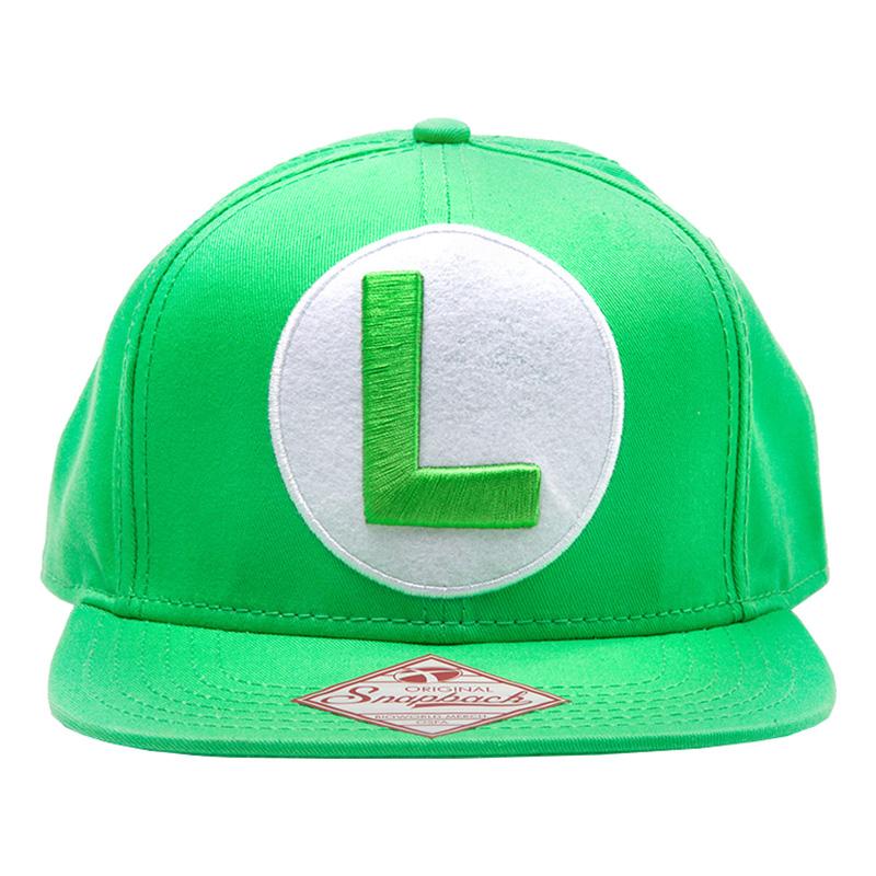 Luigi Snapback Keps thumbnail