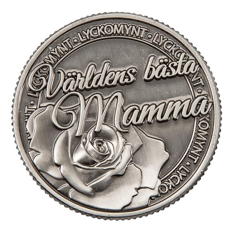 Lyckomynt - Världens Bästa Mamma
